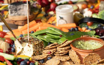 Vegan Cheese Platters @Stylish Pantry