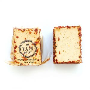 Red Bell Pepper Soft Cheese